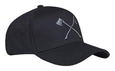 STIHL TIMBERSPORTS® black axe baseball cap