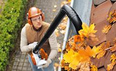 Accessoires pour souffleurs et aspirateurs de feuilles