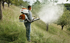 STIHL Mistblowers and Sprayers