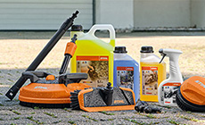 Cleaning Agents for High Pressure Washers