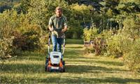 Cortadores de grama para conservação e jardinagem profissional