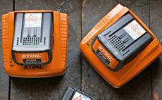 Acessórios para ferramentas e baterias do Sistema AP
