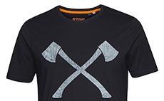 STIHL TIMBERSPORTS® Axe t-shirt - Grey