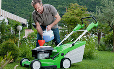 Accessories for lawn mowers