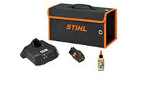 Batteries, chargeurs et accessoires gamme Lithium-Ion Système AS