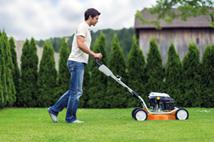 Petrol Mulching Lawn Mowers