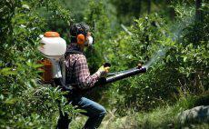 Pulverizadores para o mercado florestal