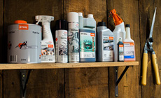 STIHL Oils and Lubricants