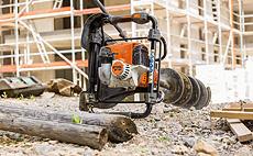 Perfuradores para construção civil