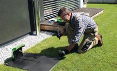 Tillbehör till robotgräsklippare