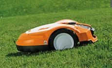 Snabb och smart gräsklippning