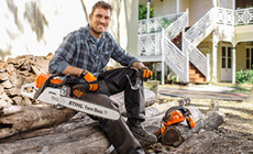 Landowner Chainsaws