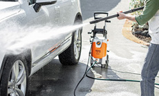 STIHL High-Pressure Cleaners and Vacuum Cleaners