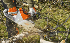STIHL cordless power tools for every requirement