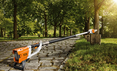 Telescopic pruners from STIHL