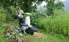 Broyeurs pour branches & végétaux robustes et mobiles