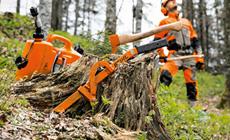 Handwerkzeuge und Forstzubehör